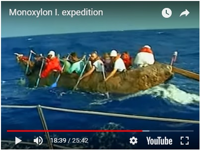 Film o Expedici Monoxylon I.