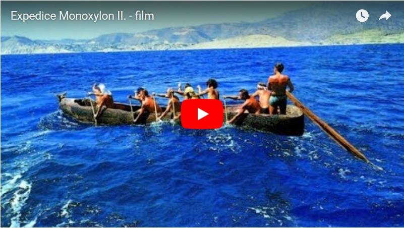 Film o Expedici Monoxylon I